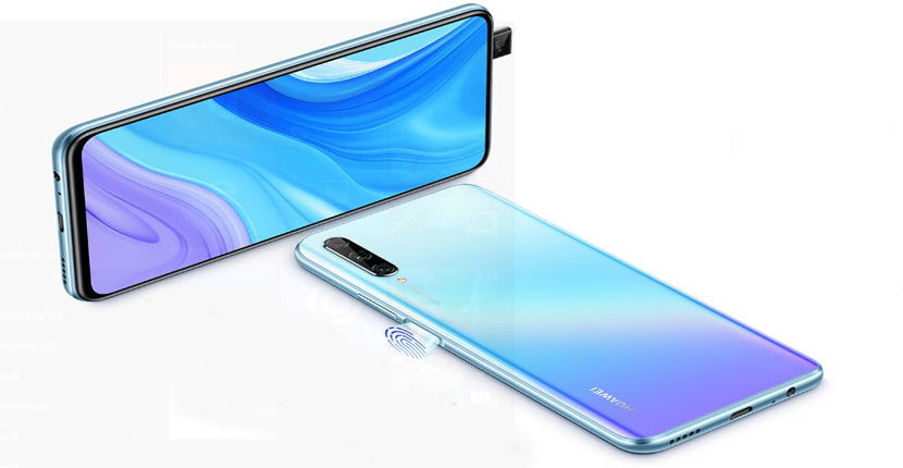Huawei Y9s Feature Review