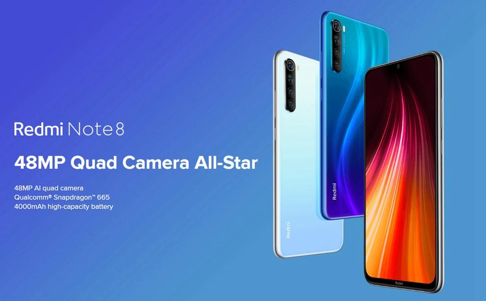 Xiaomi Redmi Note 8 Feature Review