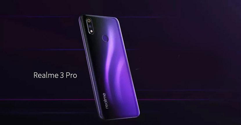 Realme 3 Pro Feature Review
