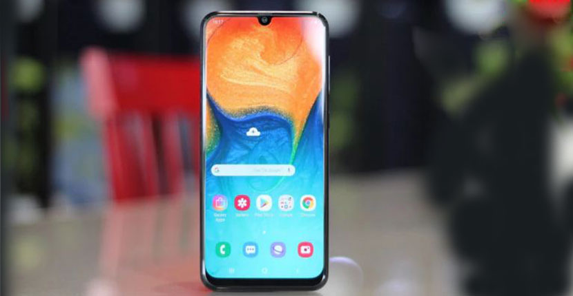 Samsung Galaxy A20s Feature Review