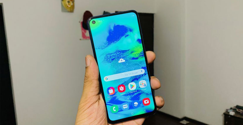Samsung Galaxy M40 Feature Review